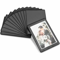15 Pcs Magnetic Picture Frames With Clear Cover For 4 X 6 Inch Photos