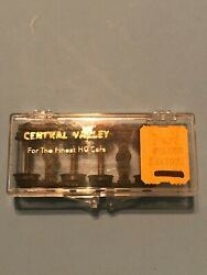 Central Valley Pair Ho High Speed Freight Car Trucks Roller Bearing 257