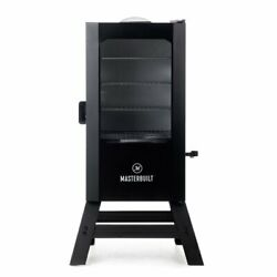 Hot Masterbuilt 30 Inch Digital Electric Smoker With Window And Legs In Black