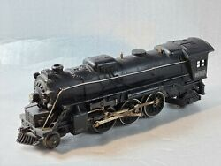 Vtg Lionel 027 2026 2-6-4 Steam Engine Train Locomotive - Untested As-is