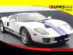 2005 Ford Ford Gt 2005 Ford Gt Centennial White Clearcoat 2d Coupe - Shipping Available