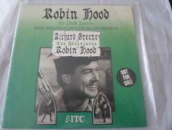 Robin Hood Theme Song Collection - Vinyl Records - 1950and039s Tv Richard Greene