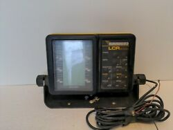 Hummingbird Lcr Portable 2000 Fish/depth Finder/transducer/ Not Tested