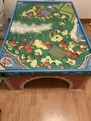 Island Of Sod Or Thomas The Train Play Table