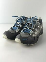 Men 10us Asics Gel-kayano Ogx Chemical Products Low-cut Sneakers Gry 1021a258-0
