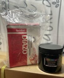 New Emulsion Kit With Black Ink For Silk Screen Processing