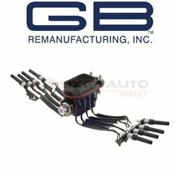 Gb Fuel Injector For 1996-1999 Gmc C1500 - Air Delivery Injection System Zq
