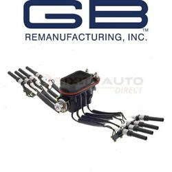 Gb Fuel Injector For 1996-1999 Gmc C1500 Suburban - Air Delivery Injection Jj