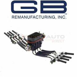 Gb Fuel Injector For 1996-2000 Gmc C2500 5.0l 5.7l V8 - Air Delivery Ov