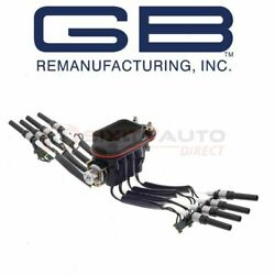 Gb Fuel Injector For 1996-1999 Gmc P3500 - Air Delivery Injection System Df
