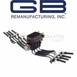 Gb Fuel Injector For 1996-2000 Gmc C3500 5.7l V8 - Air Delivery Injection Ar