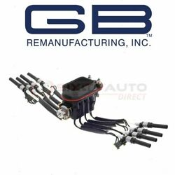Gb Fuel Injector For 1996-2002 Chevrolet Express 2500 5.7l V8 - Air Delivery Ui