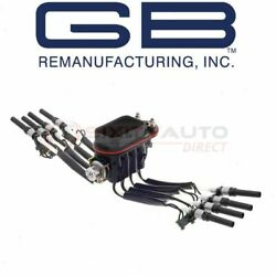 Gb Fuel Injector For 1996-1999 Gmc K1500 Suburban - Air Delivery Injection Ob