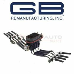 Gb Fuel Injector For 1996-1999 Chevrolet C1500 Suburban - Air Delivery Vs