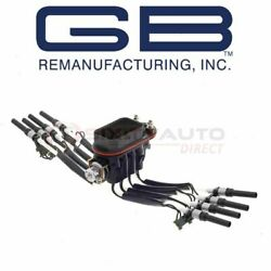 Gb Fuel Injector For 1996-1999 Chevrolet K1500 - Air Delivery Injection Qq
