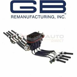 Gb Fuel Injector For 1996-2000 Gmc Yukon - Air Delivery Injection System Lu