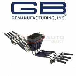 Gb Fuel Injector For 1996-1999 Chevrolet K1500 Suburban - Air Delivery Kz