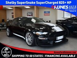 2021 Ford Mustang Shelby Supersnake 825+ Hp 2021 Ford Mustang Shelby Supersnake 825+ Hp Shadow Black 2d Coupe - Shipping Ava