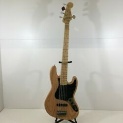 Secondhand Fender Usa American Professionell Ii Jazz Bass Ahorn