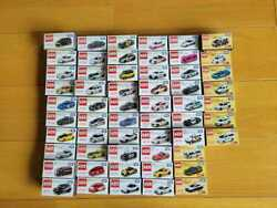 Aeon Ion Tuning Car Series 1st The 50th Full Comp 57 Cars In Total
