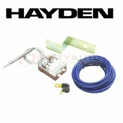 Hayden Engine Cooling Fan Controller For 1988-2001 Bmw 750il - Belts Clutch Wo