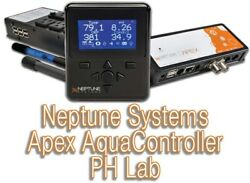 Neptune Systems Apex Classic Aquacontroller Ph Lab Display, Base, Probes