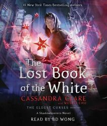 Lost Book Of The White A Shadowhunters Novel, Cd/spoken Word By Clare, Cass...