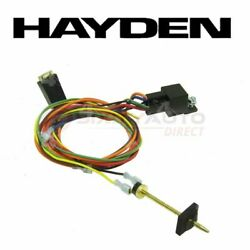 Hayden Engine Cooling Fan Controller For 1942 Cadillac Series 63 - Belts Wb