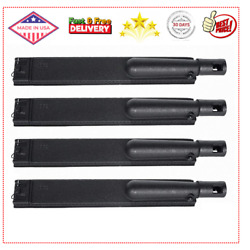 13 3/4'' Cast Iron Burner Replacement For Charbroil, Thermos, Centro,4 Pack Hot