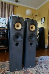 Bandw Cdm 7 Se Speakers Bowers And Wilkins Made In England W New Ferrofluid Added