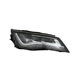 Au2503189 New Replacement Head Lamp Assembly Passenger Side Led