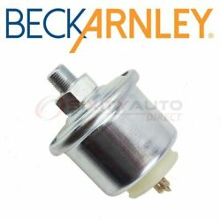 Beck Arnley Engine Oil Pressure Switch For 1984 Nissan 300zx - Change Xn