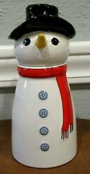 Webco Schultz And Dooley Frosty The Snowman 1st Edition Utica Club Beer Stein