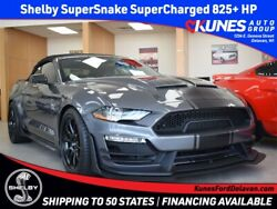 2021 Ford Mustang Shelby Supersnake 825+ Hp 2021 Ford Mustang Shelby Supersnake 825+ Hp Gray 2d Convertible - Shipping Avail