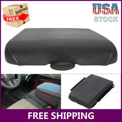 Replacement Center Console Lid Armrest Cover Fits 2009 2010 2011 2012 Dodge Ram
