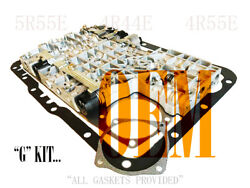 Rebuilt 5r55e Valve Body W/all Gaskets 95up G Kit Mountaineer