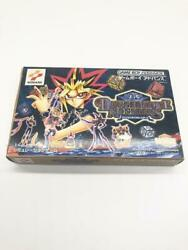 Yu-gi-oh Dungeon Dice Monsters Game Boy Advance With Card Gba