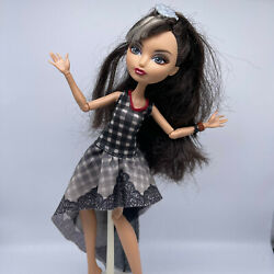 Cerise Hood Ever After High Doll Mattel Black Hair Fully Articulated