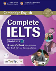 Complete Ielts. Bands 6.5-7.5 C1. Studentand039s Book With Answers With Cd-rom...