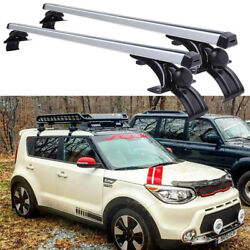 For Kia Soul 48 Car Top Roof Rack Cross Bar Cargo Bicycle Luggage Carrier Dms