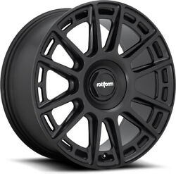 Alloy Wheels 20 Rotiform Ozr Black For Mercedes Gle-class Coupe [c292] 15-19