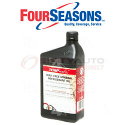 Four Seasons Refrigerant Mineral Oil For 1985-1987 Dodge Charger 1.6l 2.2l Mu