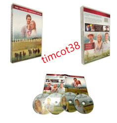Heartland The Complete Season 13 4-disc Dvd Set New And Sealed Region 1
