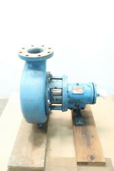 Goulds 3196 Centrifugal Pump 750gpm 35ft 4in 6in 10in