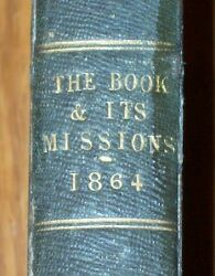 1864 Lady Missionaries And World Bible Circulation L.n.r.