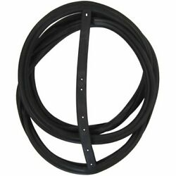 Front Windshield Gasket Seal Compatible With 1949-1950 Chevy Olds Pontiac