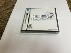 Final Fantasy Crystal Chronicles Echoes Of Time Ds New