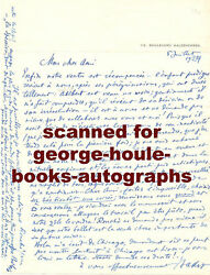TRUMAM CAPOTE~CONTRACT~IN COLD BLOOD~1965 - AUTOGRAPH