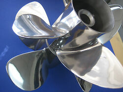 Bravo Three Signature Four By Four Propellers 18p By Hill Marine