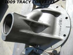 1956 56 Chevy/corvette Used Empty 3707306 Rear End Differential Open Case W/caps
